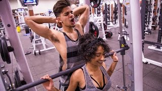 Types of People at the Gym