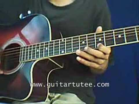 Amber Of 311 By Guitartutee Youtube