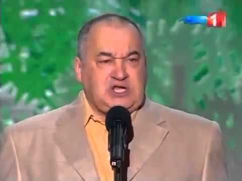 Игорь Маменко . Моя жена в санатории