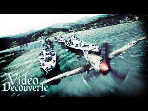 Découverte Damage Inc. Pacific Squadron WWII