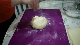 ՇԵՐՏԱՎՈՐ ԽՄՈՐ (512շերտ)-Слоёное тесто(512 Слоёв)-Puff Pastry (512 Layers)