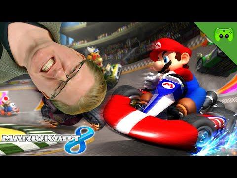 IMMER DIE LETZTE HURENKURVE 🎮 Mario Kart 8 #162