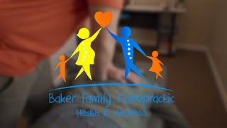 Baker's Family Chiropractic Commercial