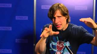Rodney Mullen (Almost Skateboards) Interview - Velocity Santa Clara 2014