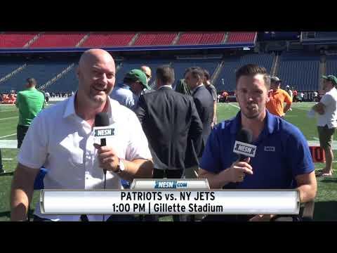 NESN Pregame Chat: Jets Vs. Patriots