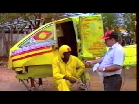 #WSAB PRESENTS AFRICAN MAN BUILDS HIS OWN HELICOPTER