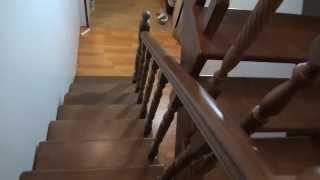 Лестницы деревянные Санкт-Петербург. Лестницы деревянные(, 2013-12-15T16:11:33.000Z)