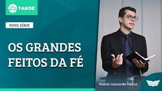 Movimento | Feitos da Fé | Rev. Carlos Henrique