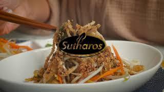 Sutharos Organic Pad Thai Meal Kit with Shrimp