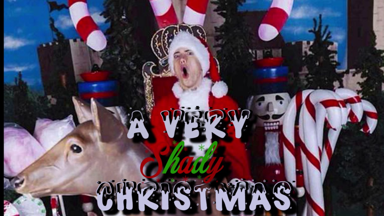 A Very Shady Christmas - Eminem Christmas Special Shade 45 from ...