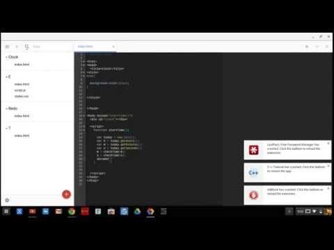 Clock in JavaScript Part 1