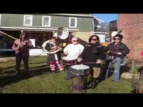 Rosendale Improvement Association Brass Band and Social Club