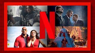 Nuevas películas y series en NETFLIX en noviembre