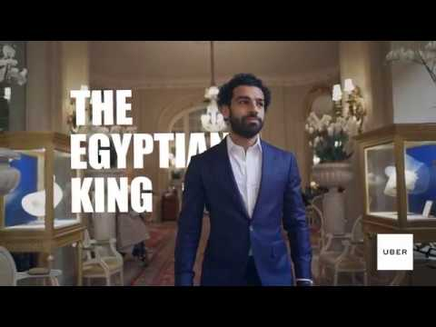 Interview with the Egyptian King Mohamed Salah
