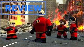 GAME REVIEW: LEGO The Incredibles
