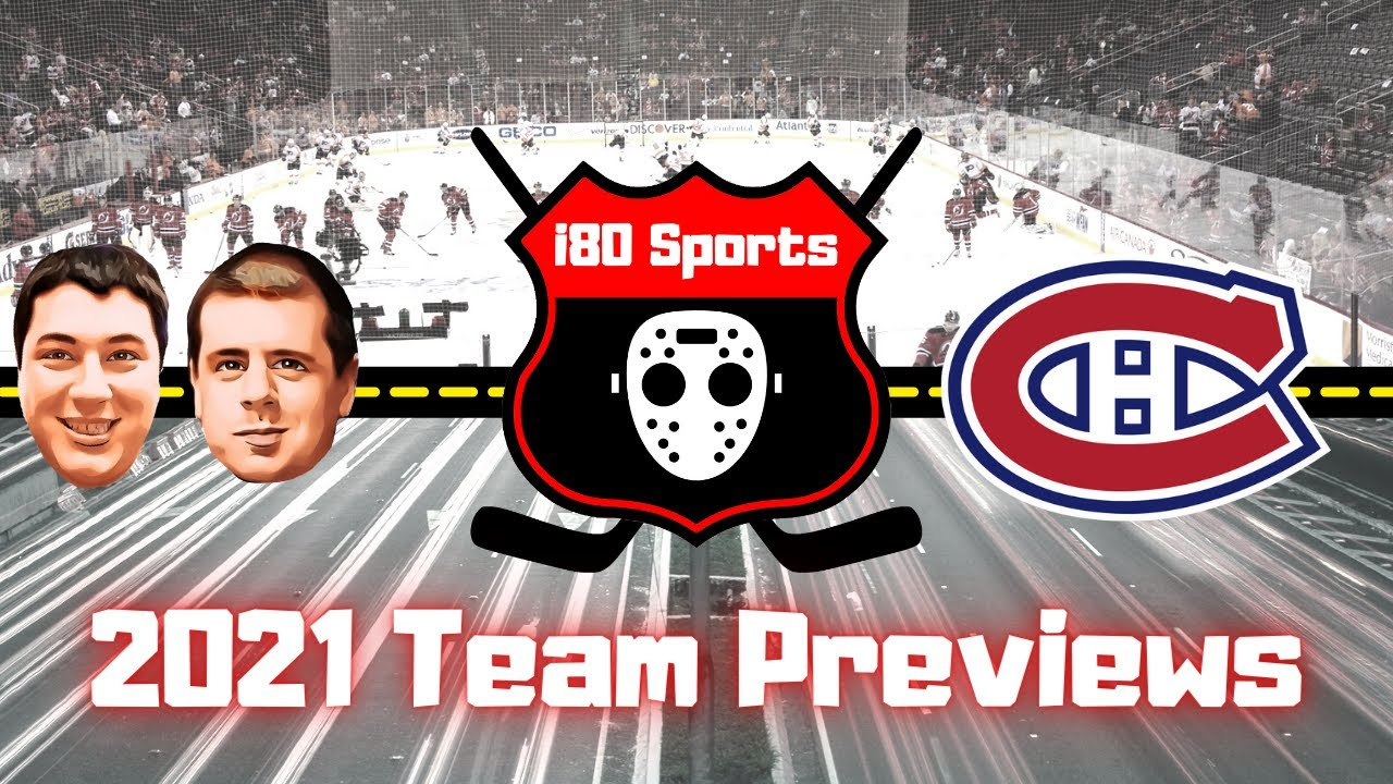NHL - Montreal Canadiens 2021/2022 Team Preview