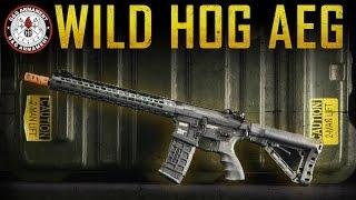 Airsoft Gun for any Budget | G&G Wild Hog AEG - Airsoft GI