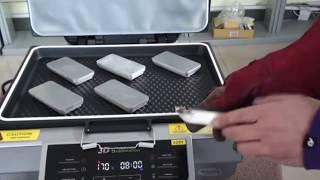 печать на чехлах / Сублимация / Как сделать чехол / Epson l312 / Вакуумный 3D термопресс ST-1520