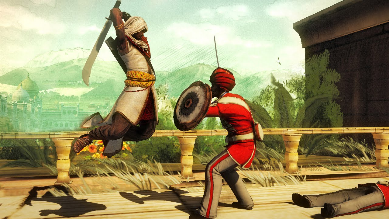 Assassin S Creed Chronicles China India Russia Gameplay Trailer