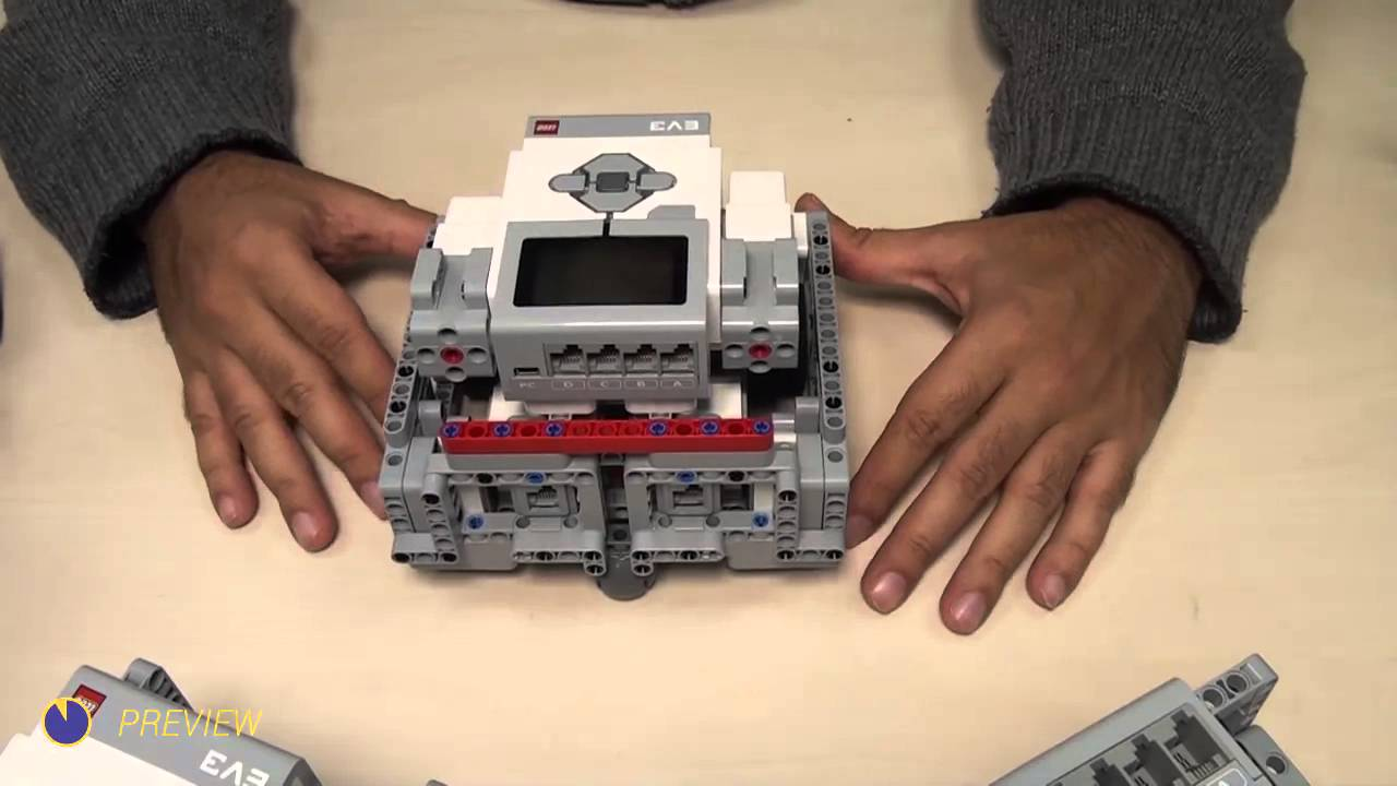 robot design ideas for chassis with mindstorms ev3 base 4
