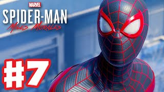 Meeting Phin at Church! - Spider-Man: Miles Morales - PS5 Gameplay Walkthrough Part 7 (PS5 4K)