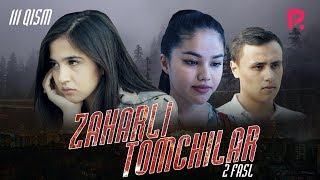 Zaharli tomchilar (o'zbek serial) | Захарли томчилар (узбек сериал) 111-qism