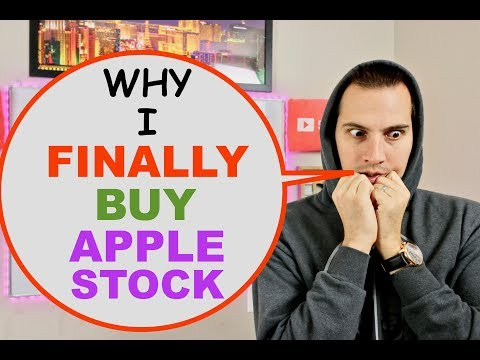 $5,000 In Apple Stock I Just Bought. Why?