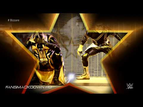 2014: Gold & Stardust 2nd & New WWE Theme Song -