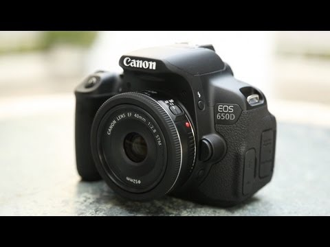 Canon 40mm f2.8 STM Hands-on Review