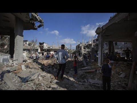 شاهد: دمار واسع في مدن إسرائيلية وفلسطينية  - نشر قبل 36 دقيقة