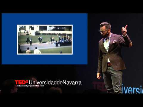How Science Fiction is Shaping the Future of Retailing | Kyle Nel | TEDxUniversidaddeNavarra