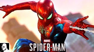 Spider-Man PS4 Gameplay German #58 - Armour Anzug MK 4 - Let