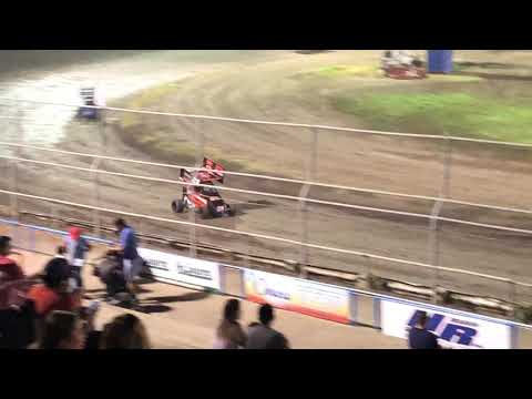 Plaza Park Raceway 8/23/19 Jr Sprint Main- Cash