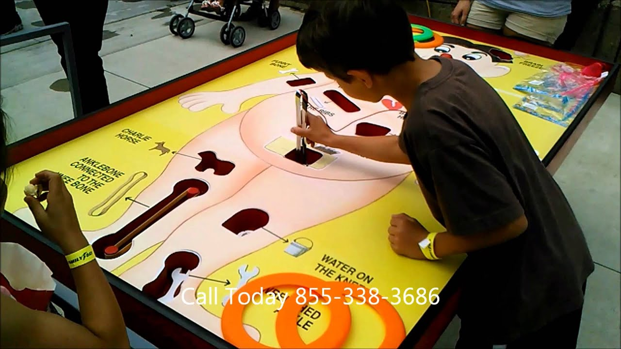 Lifesize Operation Game   Executive Events   Entertainment   YouTube