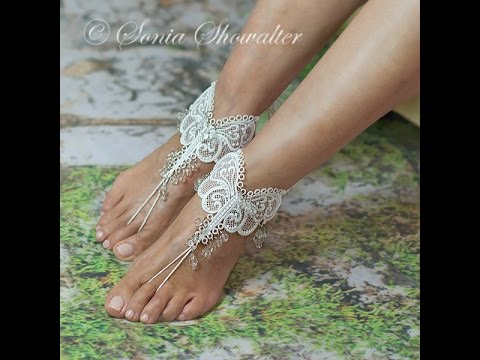Free Standing Lace, Overcoming Your Fears