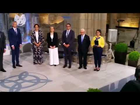 Feijóo preside a entrega das Medallas Castelao 2018