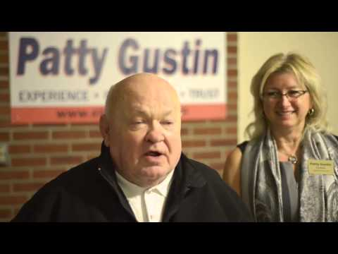 Mayor Pradel Endorses Patty Gustin