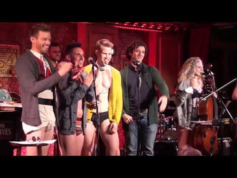 Buyer & Cellar Reunion with The Skivvies