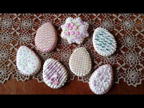 Biscoitos decorados para todas as ocasiões - Páscoa