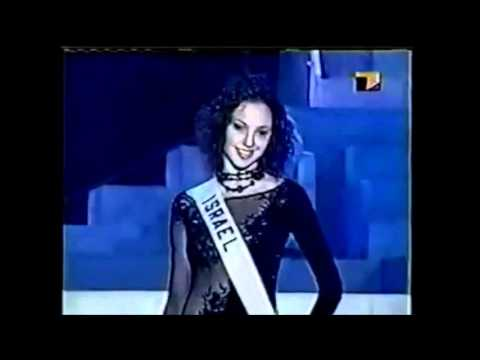 Gal Gadot performance in Miss Universe 2004 videos