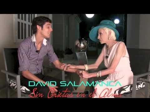 """DAVID SALAMANCA  """"BE CURIOUS"""""""