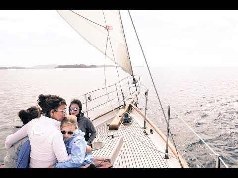 Arriving in New Zealand Vlog Part 1  Family Gap Year Fulltime Travel