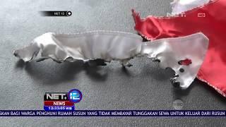 Seorang Pengjara Panpes Jadi Tersangka Pembakaran Umbul - umbul Merah Putih - NET12