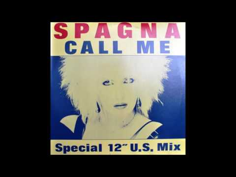 Spagna  Call Me Popstand Remix 12 Extended Maxi Versi