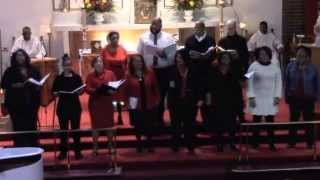The Lord is My Light (LaValley) St Thomas Episcopal Church Choir Feb 15 2015