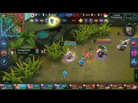Arena Contest Japan vc Singapore Mobile Legends