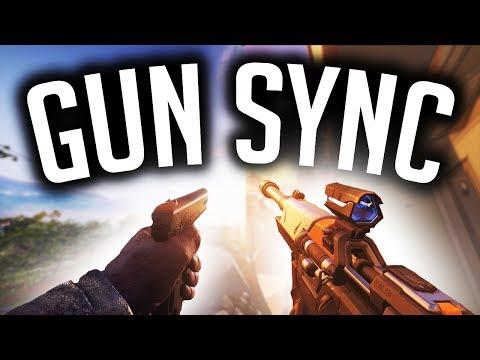MultiGame Gun Sync  AJR  Weak