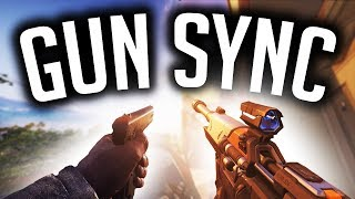 Multi-Game Gun Sync - AJR - Weak