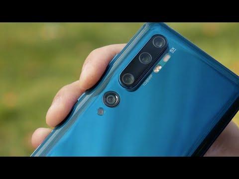 Xiaomi Mi Note 10! Eng zo'r kamerali smartfonmi?