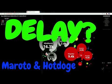 Maroto & Hotdoge # 82 // una de norteamerica (NA) - Agar.io thumbnail